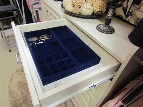 custom jewelry drawer inserts images