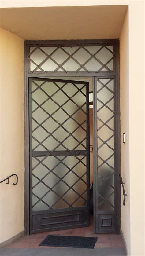 porte in ferro e vetro lisi fabrizio i serramenti in ferro e acciaio