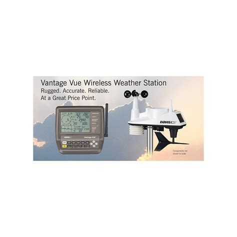 davis vantage vue wireless weather station tackledirect