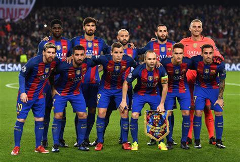 barcelona vs fc barcelona v vfl borussia moenchengladbach uefa