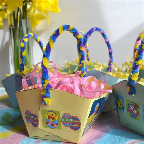 easter basket craft east coast mommy 10 awesome easter ideas for kids