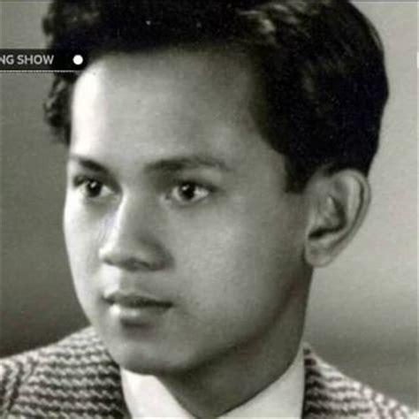 biografi habibie lengkap biografi bj habibie bapak teknologi bj habibie muda ini
