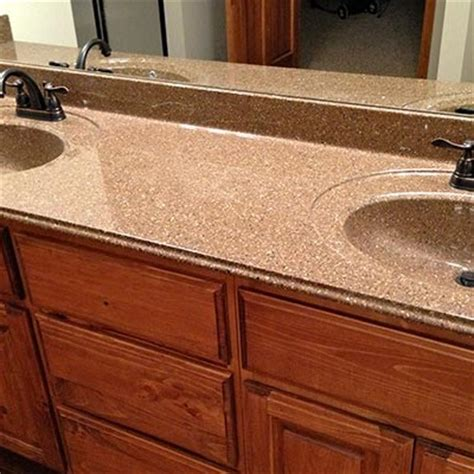 bathroom solid surface countertops bathroom countertops liberty home solutions llc