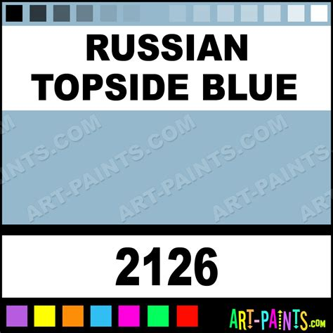 russian topside blue model master acrylic paints 2126 russian topside blue paint russian