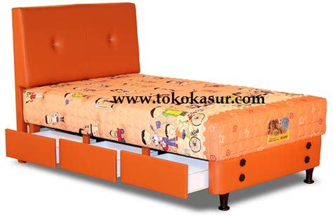 2in1 Guhdo Happy 120x200 Komplit Set Sandaran Creative Orange guhdo sorong kasur 2in1 guhdo gudho happy ranjang