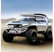 Toyota FJ Cruiser Off Road Concept Design  Favorite Cars