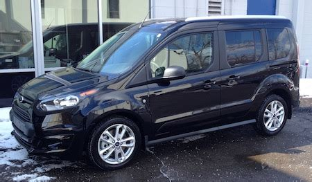 ford transit wagon review 2015 ford transit connect wagon review brad gibala