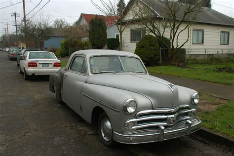 1950 dodge cars parked cars 1950 dodge wayfarer