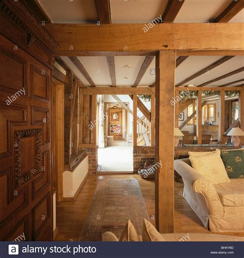 living room ceiling beams large wooden support and ceiling beams in living room in