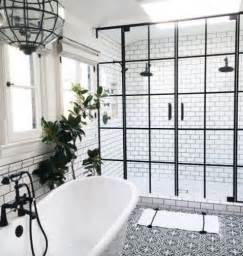 black and white tile in bathroom 41 cool bathroom floor tiles ideas you should try digsdigs