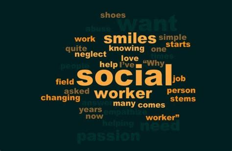 Can I Be A Social Worker With A Criminal Record Social Work Month 2014 Socialworker