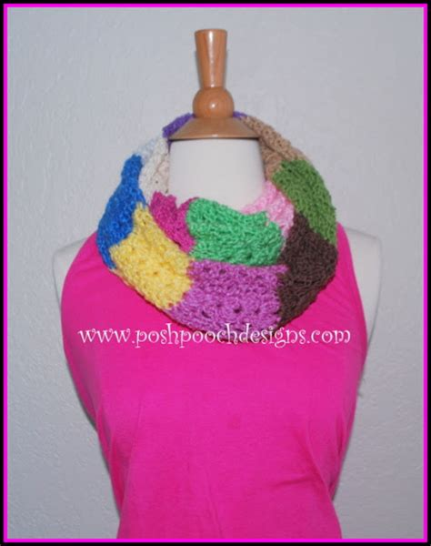 9 fashion statements for 2015 lion brand yarn posh pooch designs dog clothes scarf of many colors