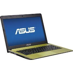 Laptop Asus 14 Inch Second 0 asus laptop computer 14 inch display screen intel pentium b980 dual processor 4gb