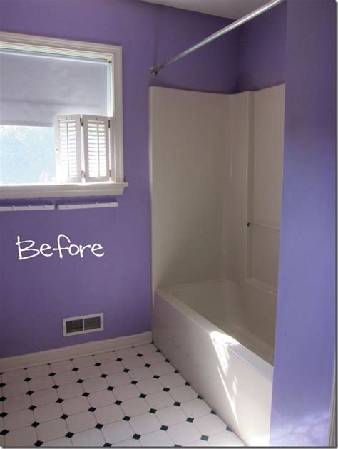 Bathroom Trim Ideas by Bathroom Makeover How To Add Decorative Molding To A