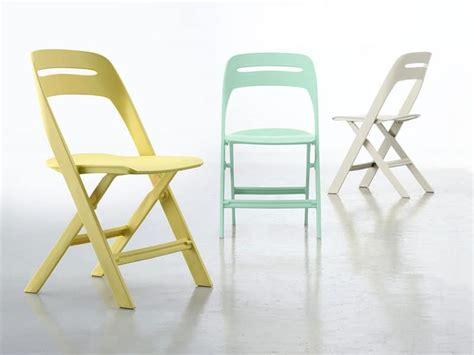 sedie pieghevoli plastica sedia pieghevole in plastica per uso esterno idfdesign