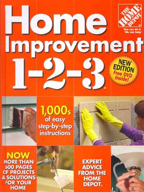 interior improvement publications in canada