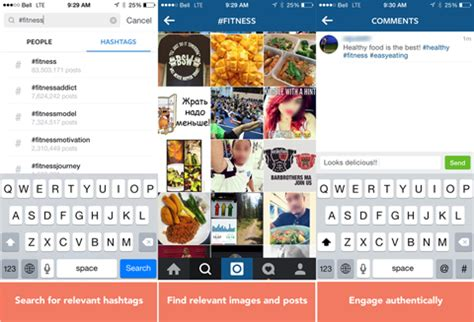 graphic design instagram bio 7 ways to build an engaged instagram following social