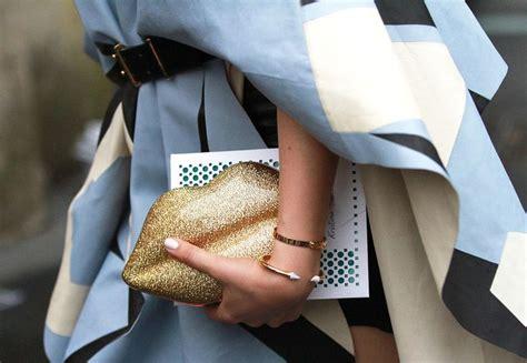 Fashion Bag 2078 style lulu guinness clutch style