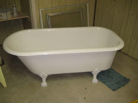 clawed bathtub how do i anchor an acrylic claw foot tub diyxchanger