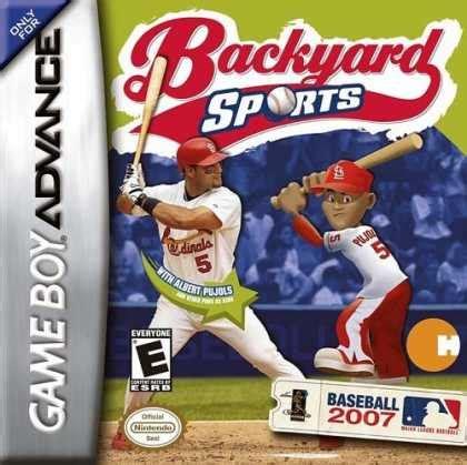 Backyard Baseball Browser Bestselling 2006 Covers 750 799
