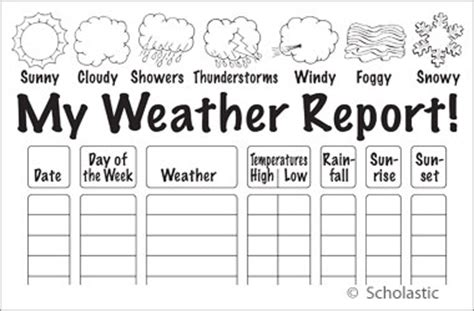 Weather Report Template Ks2 Weather Tornadoes And Hurricanes Fiction Nonfiction