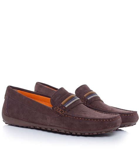 geox loafers geox suede mocassino loafers jules b
