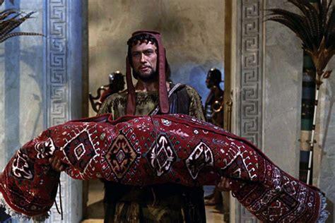 cleopatra rug let s get epic with cleopatra 1963 frock flicks