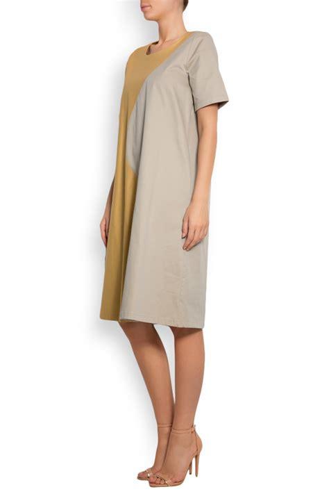 color block midi dress color block cotton midi dress midi dresses made to measure