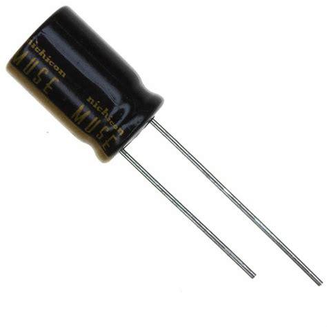 nichicon capacitor calculator ukz1e101mpm nichicon capacitors digikey