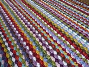my valley crochet blanket voila