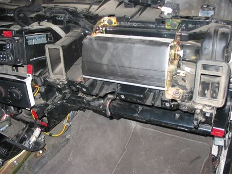 1992 lotus esprit heater coil replacement manual free 2001 jeep cherokee how to remove heater core not a how to redneck heater core access in a