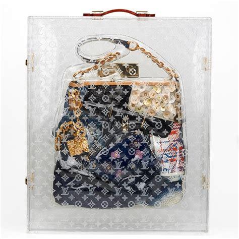 Louis Vuitton Louis Vuitton Tribute Patchwork Bag by Louis Vuitton Tribute Patchwork Bag 2007 Hb676 Second