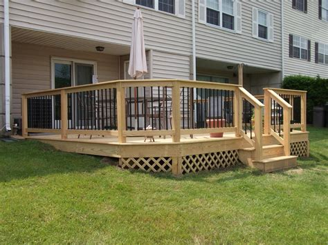 porch banisters wood deck balusters www imgkid com the image kid has it