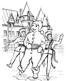 carnival coloring pages carnival coloring pages for coloring home