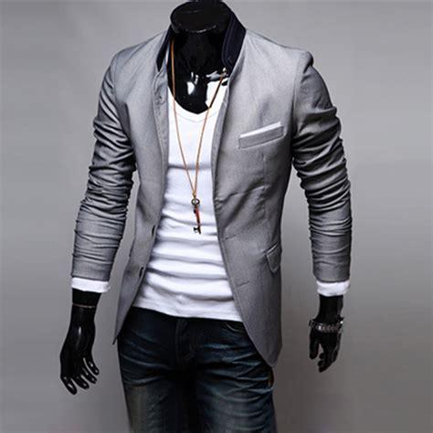 Jaket Pria Exclusive Zipper Stylish Blue iraysi