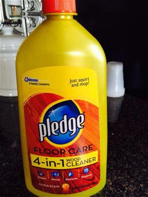 Pledge Wood Floor Cleaner Reviews & Experiences