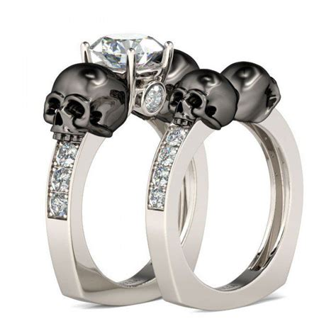 Skeleton Silver Plat White Harga Miring 17 best images about everything skulls on iron skull nails and day of the dead