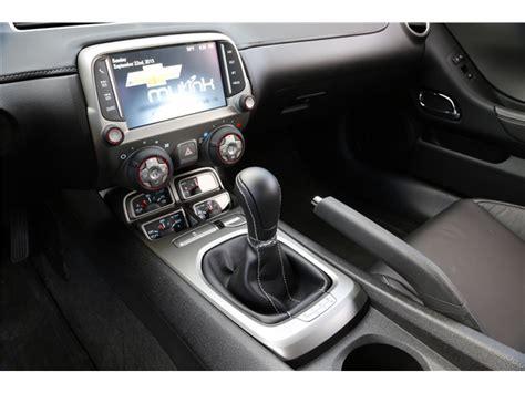 camaro 2015 interior 2015 chevrolet camaro prices reviews and pictures u s