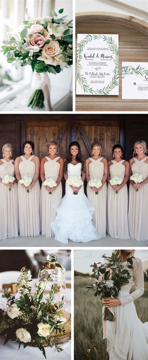 25 best ideas about beige wedding on chagne colored bridesmaid dresses fall