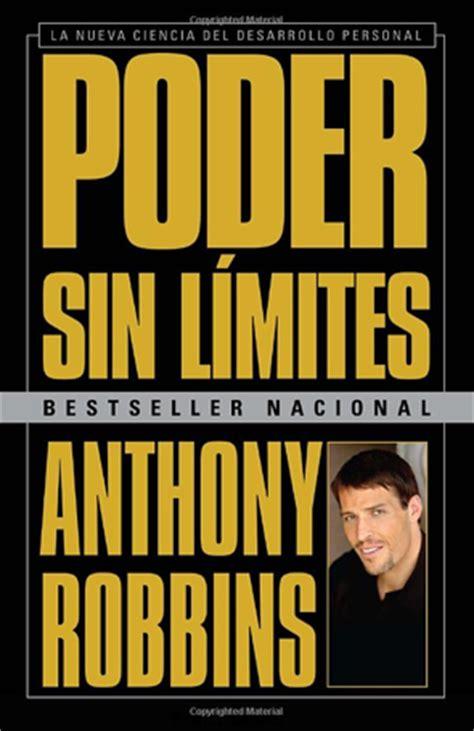 libro desata tu poder ilimitado anthony robbins poderoso conocimiento