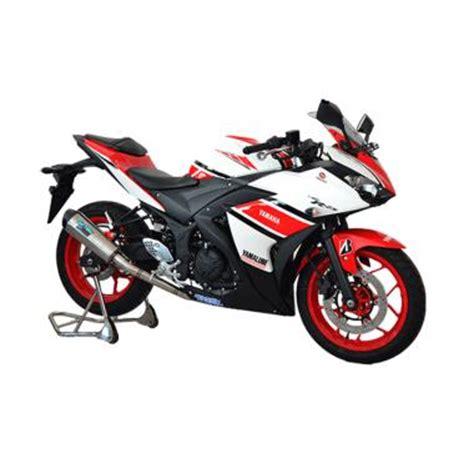 blibli yamaha r25 jual yamaha r25 custom sepeda motor white red online