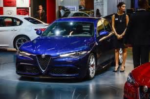 Alfa Romeo Giulia Alfa Romeo Giulia Quadrifoglio Nuove Colorazioni Al