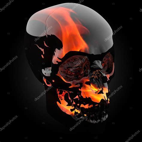 imagenes de una calavera con fuego calavera de fuego fotos de stock 169 efks 58915817