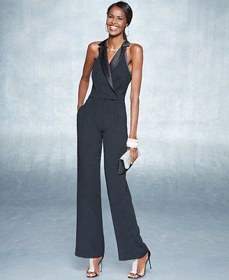 dressy jumpsuits at macys for women satin shops and jumpsuits on pinterest