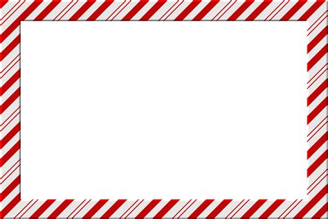 red stripe boarders christmas free candy cane border cliparts co