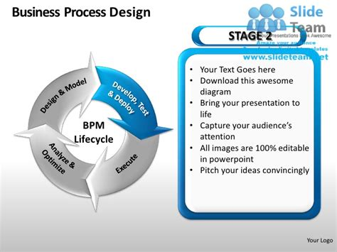 business process powerpoint templates business process design powerpoint presentation slides ppt