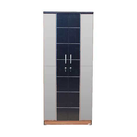 Lunar Lemari Pakaian 2 Pintu Lpt 024c jual lunar lpt 024 lemari pakaian 2 pintu cermin khusus