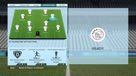 best for motion fifa 16 real madrid review best formation best tactic