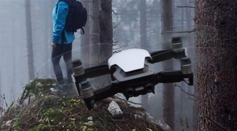 dji mavic air oficjalnie nowy lzejszy  mniejszy dron