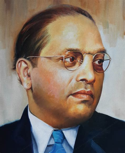 ambedkar image they deify ambedkar but don t want people to read his